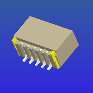 1.0mm間距T1型WTB