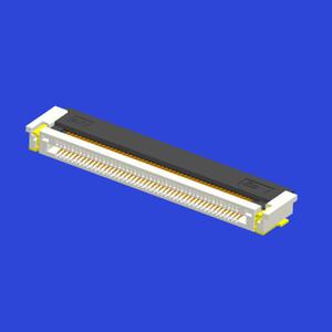 0.5mm間距2.7高前插后掀式FPC