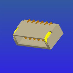 1.0mm間距T3內焊型WTB