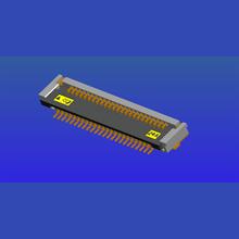 1.0mm間距2.7高前插后掀式FPC
