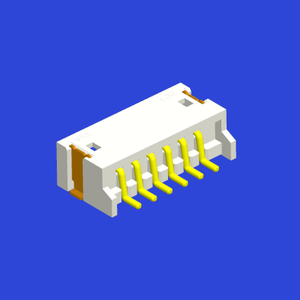 ZH1.5mm Pitch 圓針臥貼 WTB