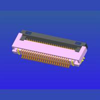 0.5mm间距2.0高掀盖式FPC